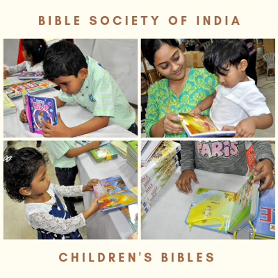 BUY A BIBLE | The Bible Society of India